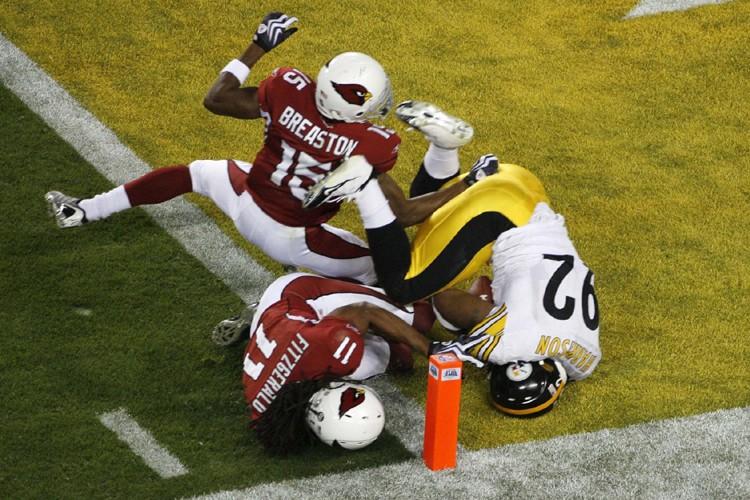 Les Steelers de Pittsburgh ont remporté un sixième... (Photo: AP)