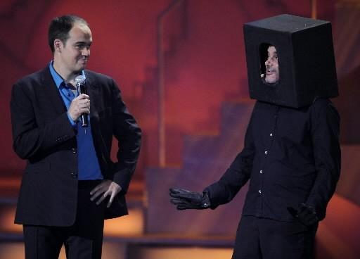 Gestion Juste pour rire doit adapter aux divers... (Photo: Bernard Brault, La Presse)