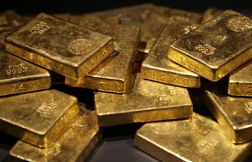L'once d'or a fait un bond considérable depuis le... (Photo: Associated Press)