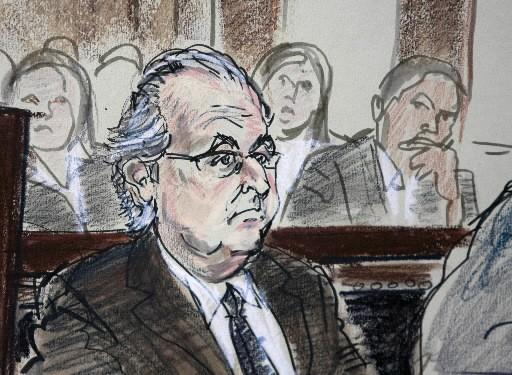 Bernard Madoff a été arrêté le 11 décembre... (Illustration: Bloomberg)
