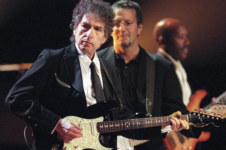 Bob Dylan... (Photo: AP)