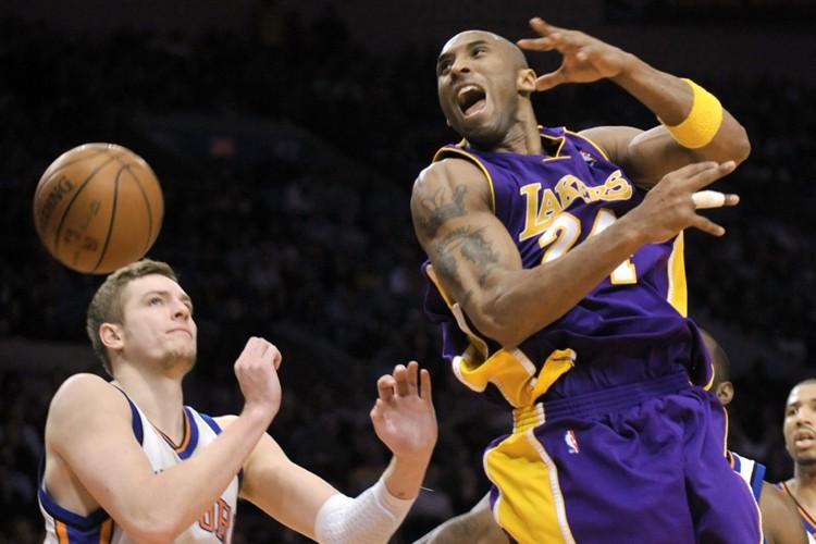 Kobe Bryant... (Photo: Reuters)