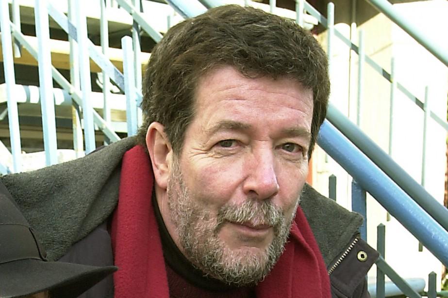 Bernard Arcand en 2001.... (Archives La Presse)