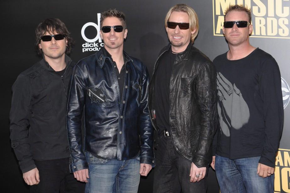 Nickelback... (Photo: PC)