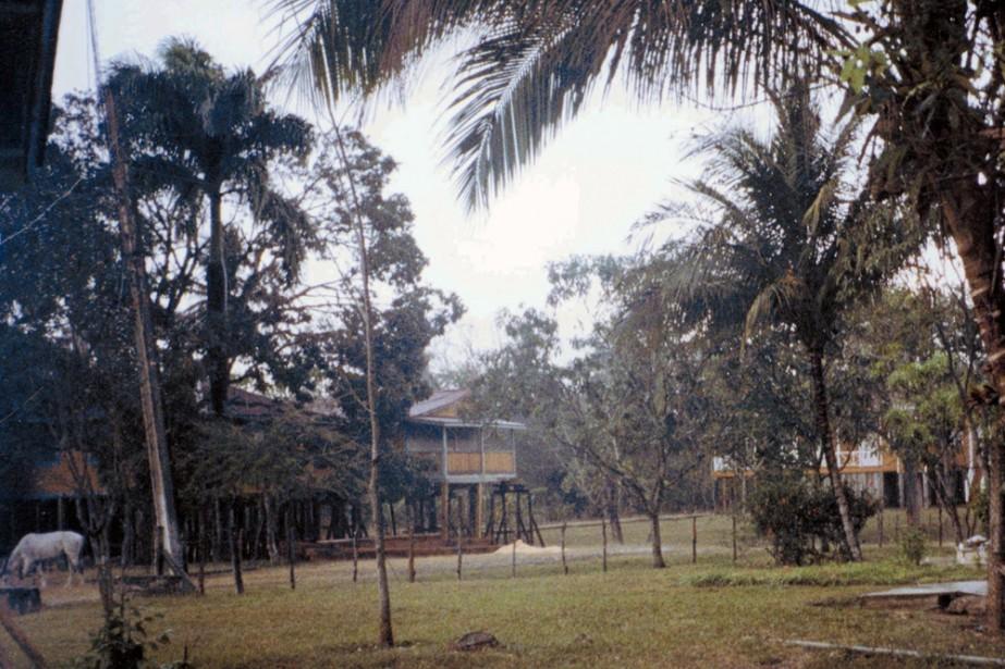 La maison natale de Fidel Castro à Biran.... (Photo: PC)