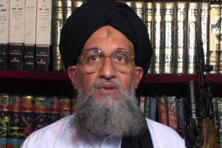 Le numéro deux d'Al-Qaeda, Ayman al-Zawahiri... (Photo: AFP)