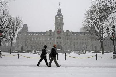 Depuis un quart de siècle, le Québec prend... (Photo: Archives La Presse)