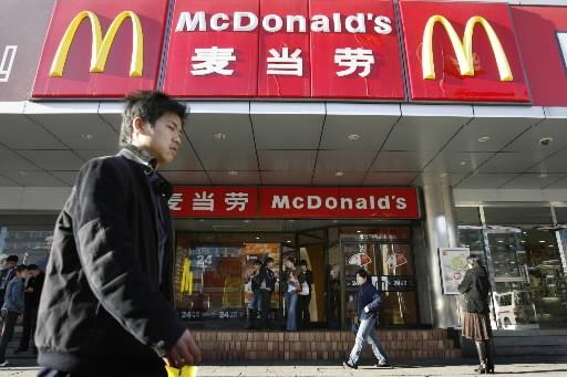 McDonald's, première entreprise de restauration au monde,... (Photo: Reuters)