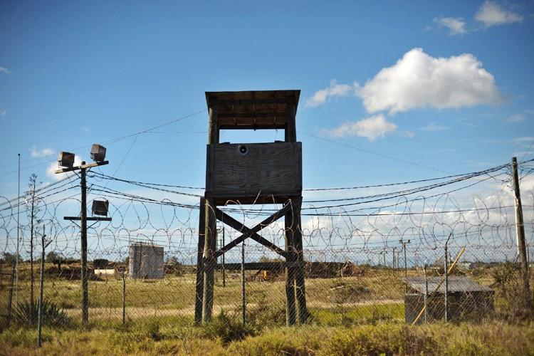 Barack Obama a décidé de fermer Guantanamo d'ici... (Photo: AFP)