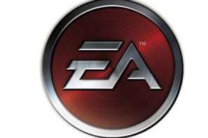 Le logo d'EA...