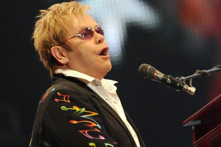 Elton John s'est produit à 241 reprises au... (Photo: AFP)