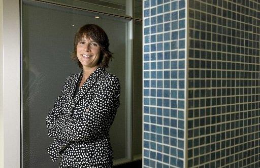 Sophie Brochu, PDG de Gaz Métro... (Photo: Alain Roberge, La Presse)