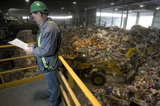 La récession que vit le Canada... (Photo: Alain Roberge, La Presse)