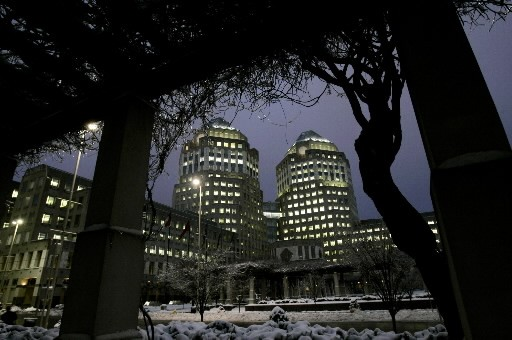 Le quartier général de Procter & Gamble à... (Photo: Associated Press)