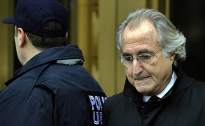 Bernard Madoff...