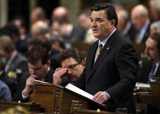 Jim Flaherty, ministre des Finances au fédéral... (Photo: Reuters)