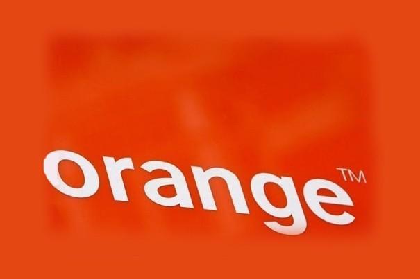 Le logo d'Orange...