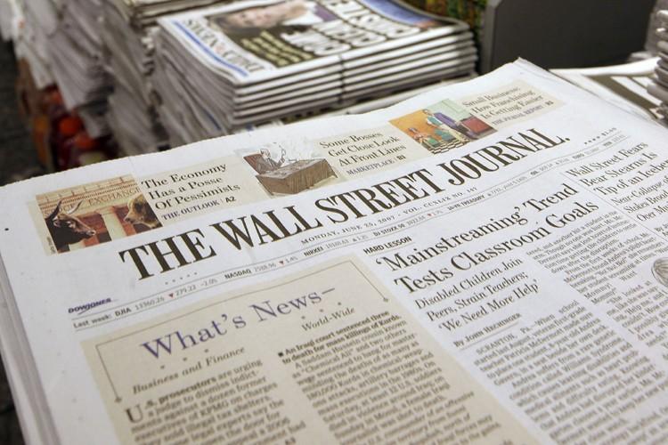 Vingt-cinq postes ont été supprimés dans la rédaction du... (Photo: Bloomberg)