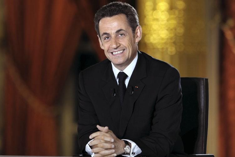 Le président de la République, Nicolas Sarkozy, était... (Photo: AFP)