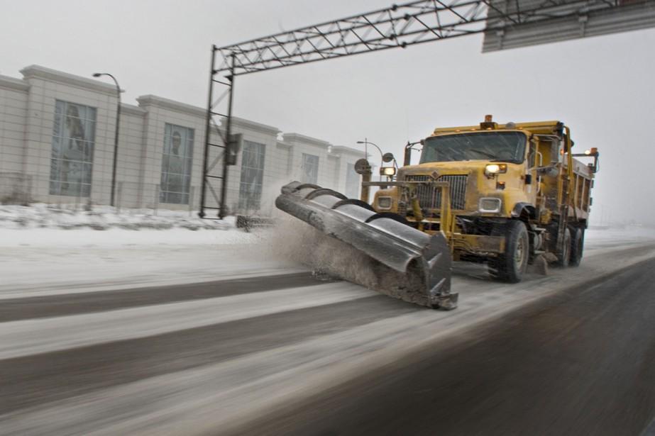 Les contrôleurs routiers seront désormais... (Photo: Ivanoh Demers, La Presse)