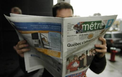 J'ai été camelot pendant quelques années,... (Photo: Archives La Presse)