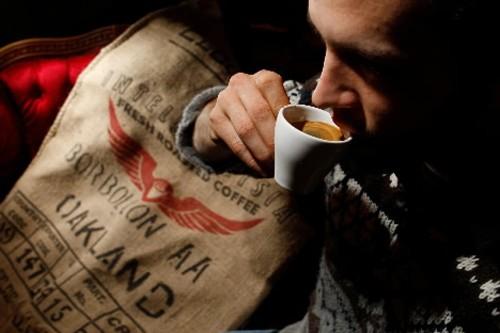 Le propriétaire du Caffè In Gamba, Jean-François Leduc.... (Photo: Martin Chamberland, La Presse)