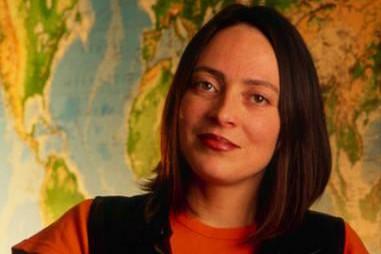 Patty Maes, chercheuse de la prestigieuse université MIT...
