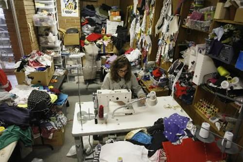 La boutique Moly Kulte est l'un des partenaires... (Photo: François Roy, La Presse)