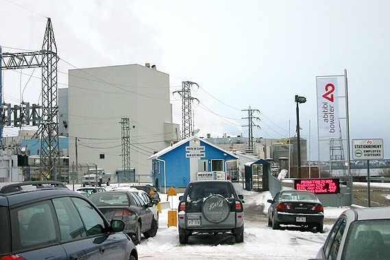 AbitibiBowater a fermé son usine de Donnacona au... (Le Soleil)