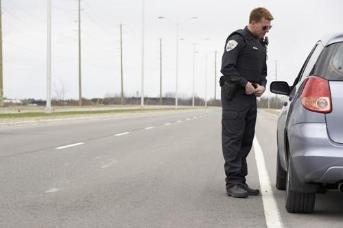 Les policiers de Portland, dans le Maine (nord-est... (Photothèque La Presse)