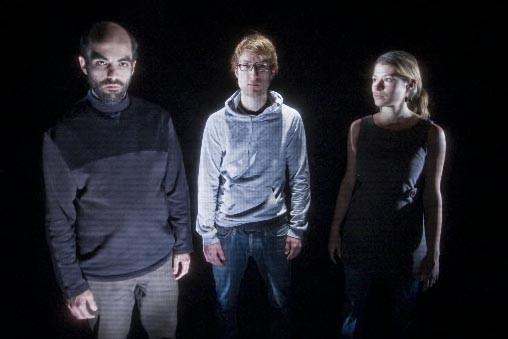 Ils sont trois. Ils sont jeunes et sympas,... (Photo Ivanho Demers, La Presse)