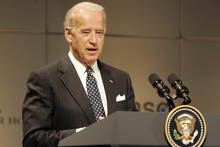 Joe Biden a promis que les Etats-Unis s'écarteraient... (Photo: AP)