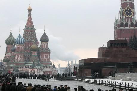 La Russie a accusé réception dimanche avec un «prudent optimisme»... (Photo: AFP)
