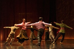 Béni soit... (Photo: Mario Del Curto, fournie par le Grand théâtre de Genève)