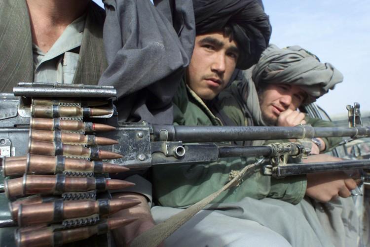 Une branche plus fanatique de talibans, étroitement associée à... (Photo: AP)