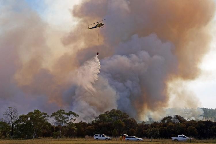 Les incendies les plus meurtriers de l'histoire de l'Australie,... (Photo: AP)
