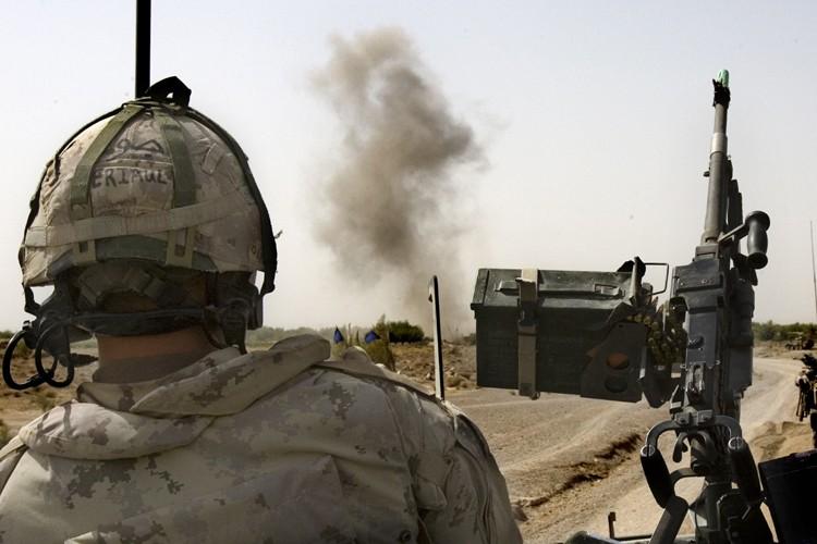 Le déploiement des soldats québécois en Afghanistan n'a... (Photo: Martin Tremblay, archives La Presse)