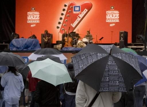 GM s'est retirée du Festival de jazz de...