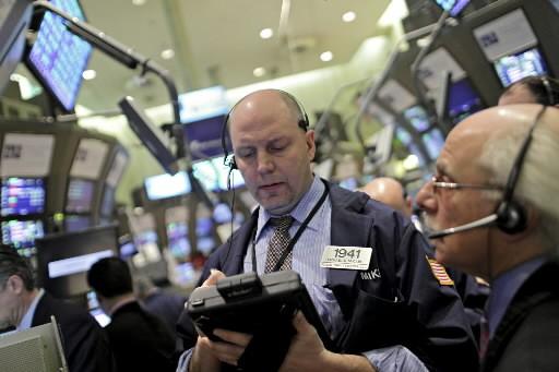 Malgré l'ampleur des pertes d'emplois annoncées tant au... (Photo: Bloomberg)