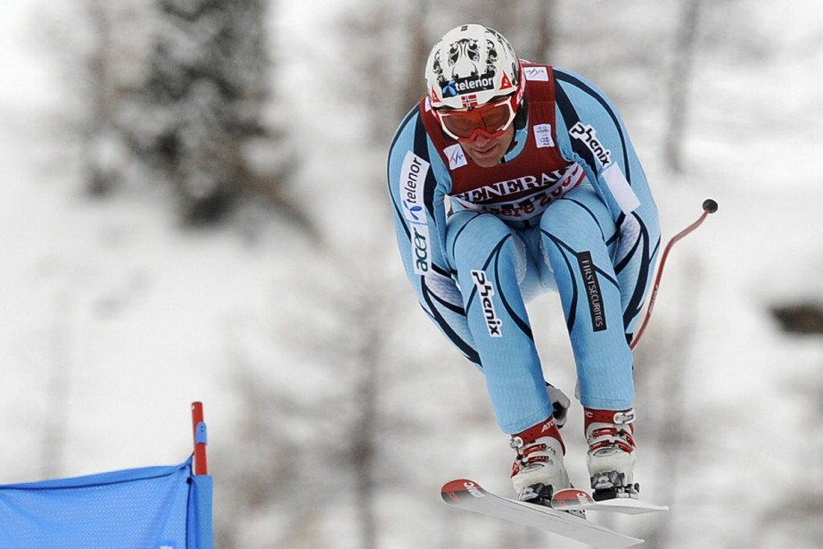 Aksel Lund Svindal... (Photo: AFP)