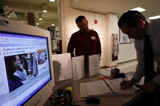 Les optimistes qui espèrent une reprise économique rapide aux... (Photo: Reuters)