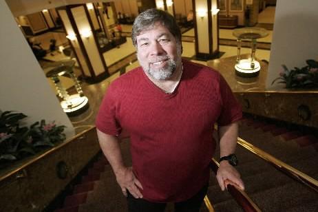 Le cofondateur d'Apple, Steve Wozniak... (Photo: AFP)