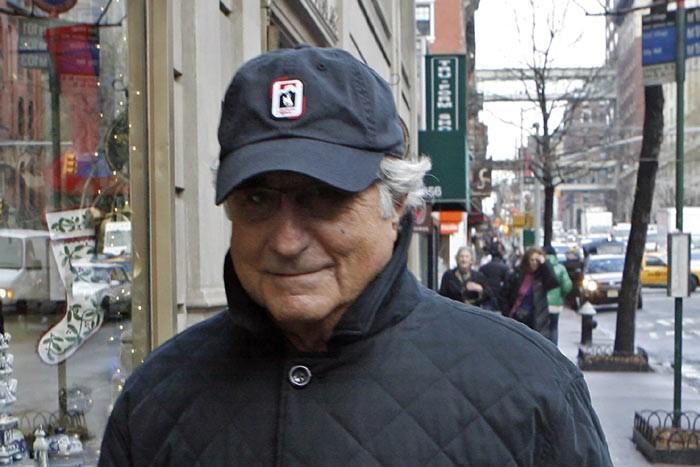 Bernard Madoff... (Photo: Associated Press)