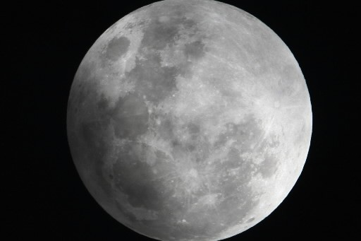 La Chine, qui veut envoyer des hommes sur la Lune vers 2020, a... (Photo: AP)