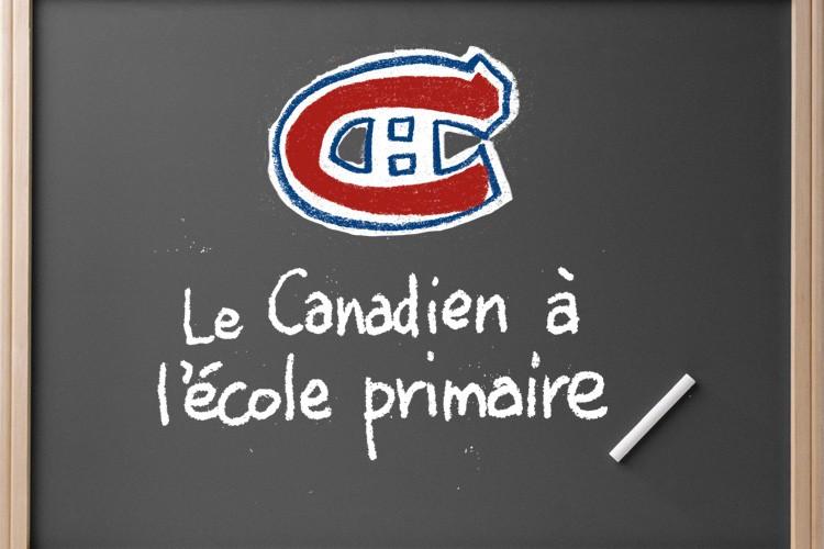 Du matériel pédagogique conçu par le Club de hockey Canadien circule dans les...