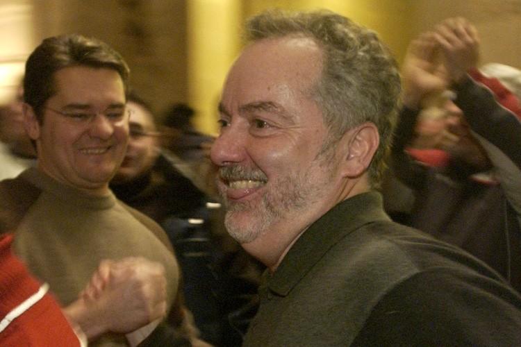 L'ancien président du Syndicat des cols bleus de... (Photo: Martin Chamberland, La Presse)