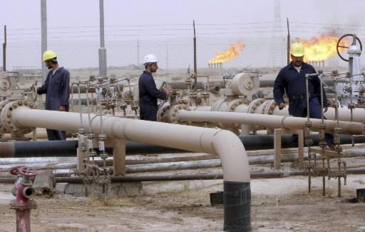 Les prix du pétrole ont ouvert en hausse mardi à New... (Photo: Associated Press)
