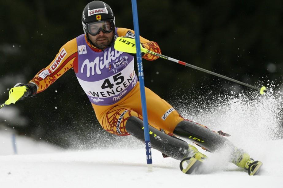 Julien Cousineau... (Photo: AP)