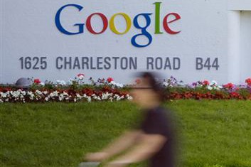 Google vient d'annoncer le développement d'un service qui... (Photo: Reuters)