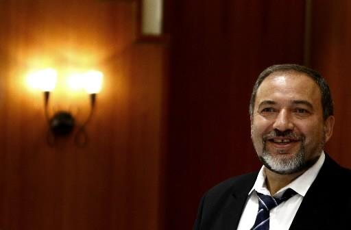 Avigdor Lieberman... (Photo: Reuters)